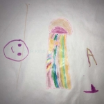 Miracle door, Ivana, 4 years old