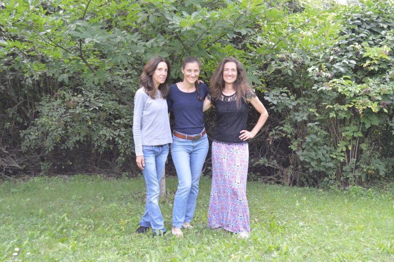 Iliana, Irina, Neda